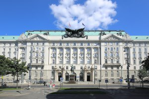 Wirtschafts- und Sozialministerium ©Von Bwag - Eigenes Werk, CC BY-SA 4.0,